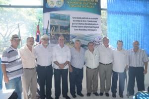 """foto27 300x199 No lançamento do livro """"Conduzimos"""", Caramez confirma apoio aos aposentados em transporte e cargas"""