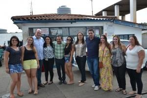foto- Caramez com Rui Ferreira e amigos de Anhembi