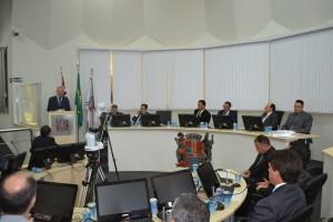 foto- Autoridades discurso de Nalini