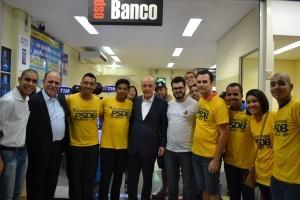 25- Caramez e Serra com a Juventude do PSDB de Itapevi