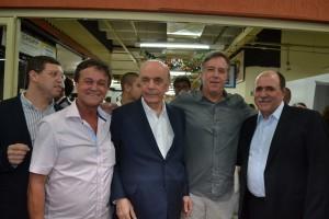 33- Serra com autoridades de Jandira e São Roque